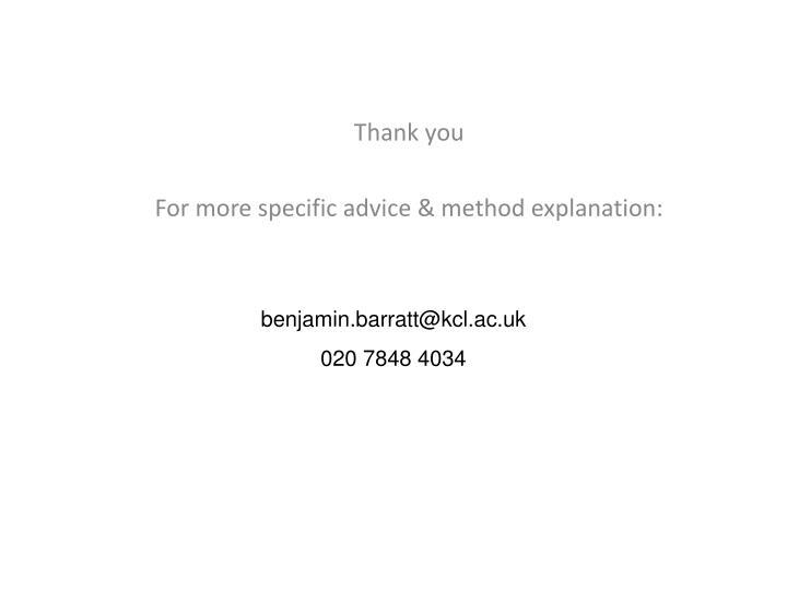 benjamin.barratt@kcl.ac.uk