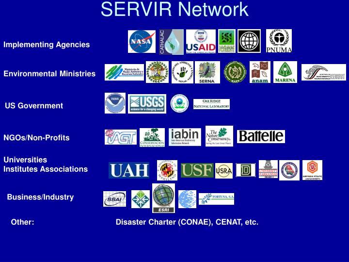 SERVIR Network