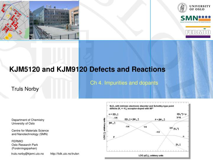kjm5120 and kjm9120 defects and reactions n.