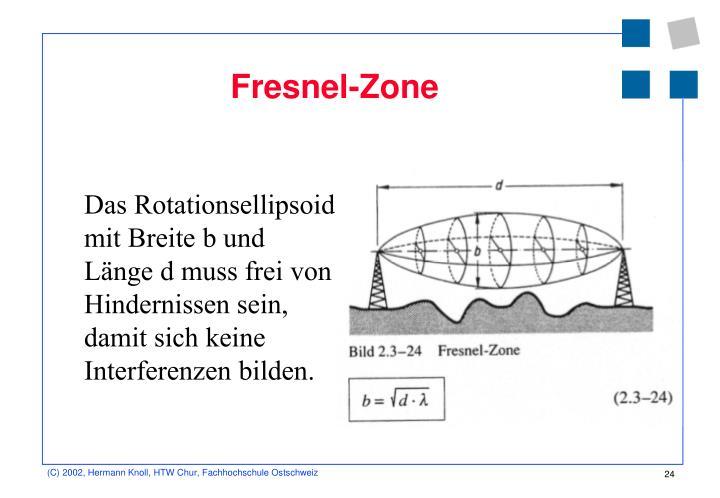 Fresnel-Zone