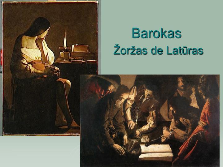 Barokas