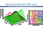 spot scan hawaii1 lpe array