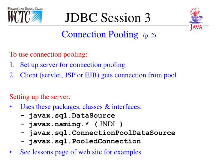 Jdbc session 32