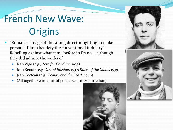 French new wave origins