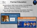 formal education1