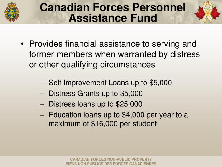 Canadian Forces Personnel