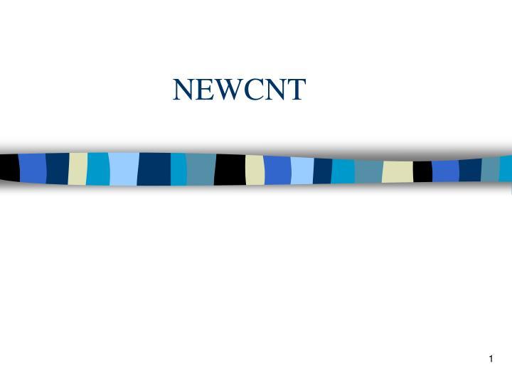 newcnt n.