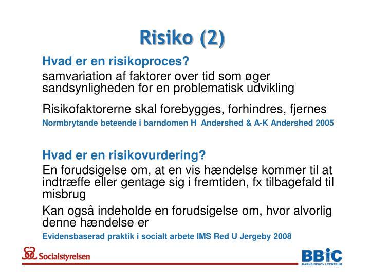 Risiko (2)