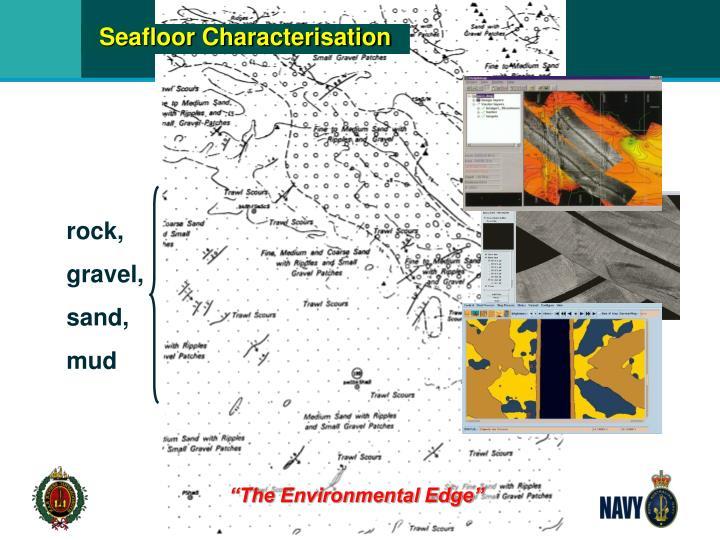 Seafloor Characterisation