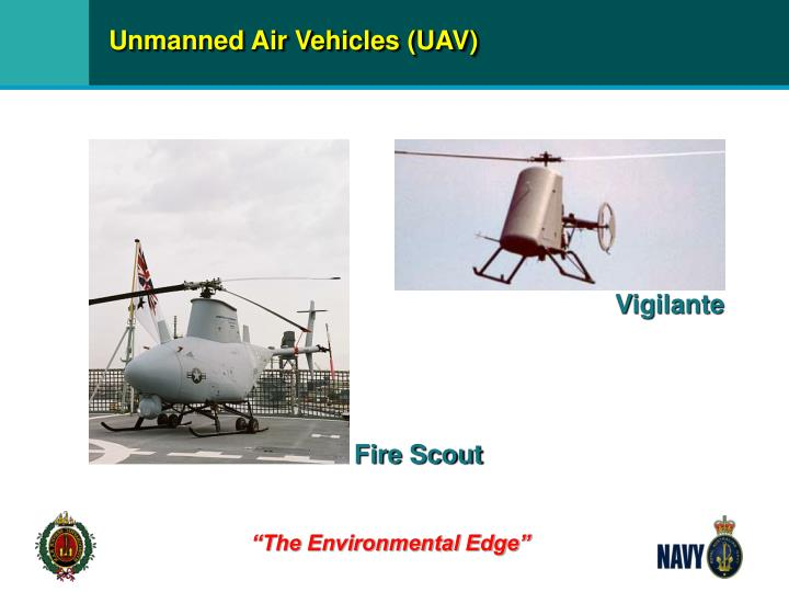 Unmanned Air Vehicles (UAV)