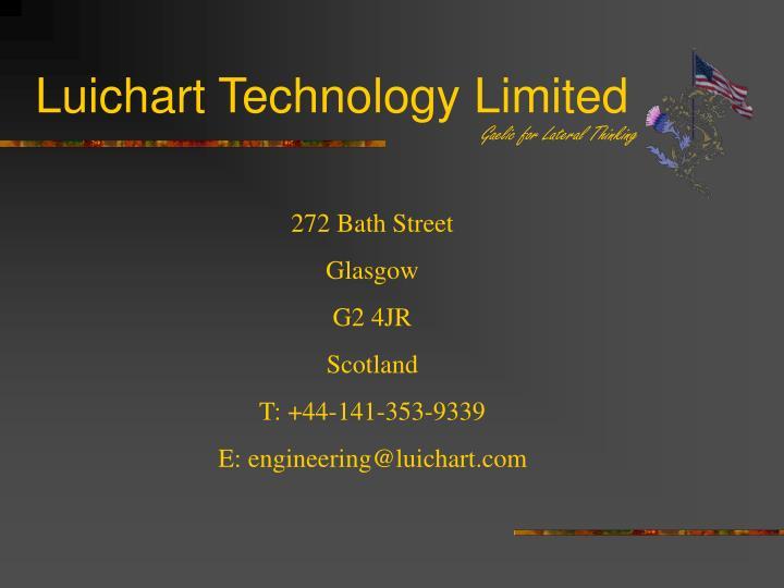 Luichart Technology Limited