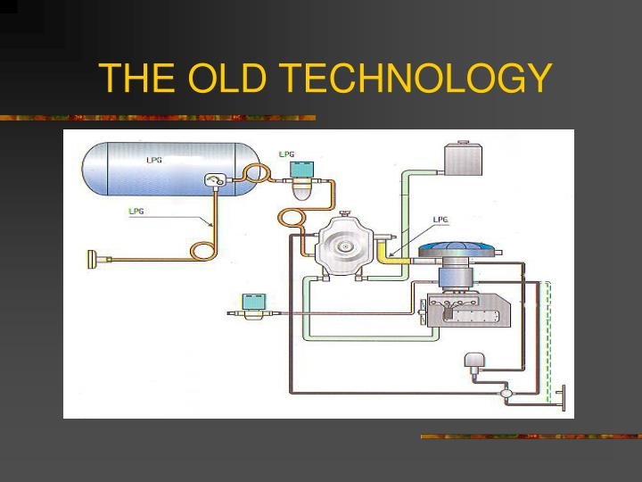THE OLD TECHNOLOGY