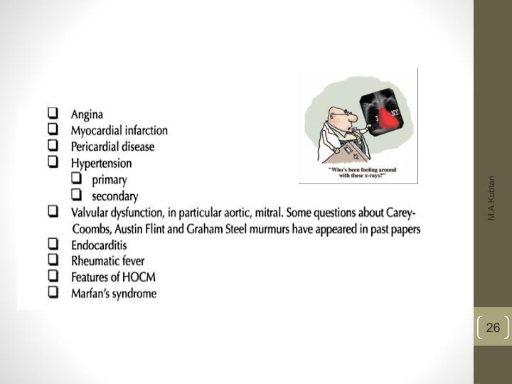 M.A.Kubtan