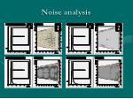 noise analysis1