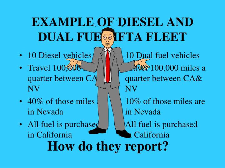 10 Diesel vehicles