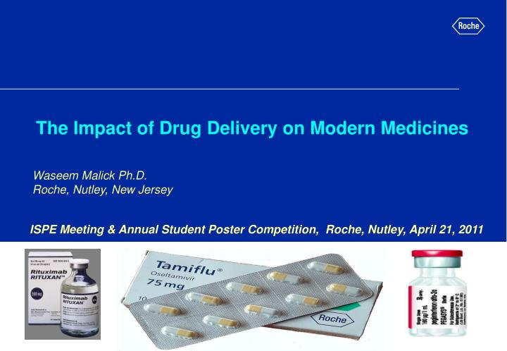 the impact of drug delivery on modern medicines n.