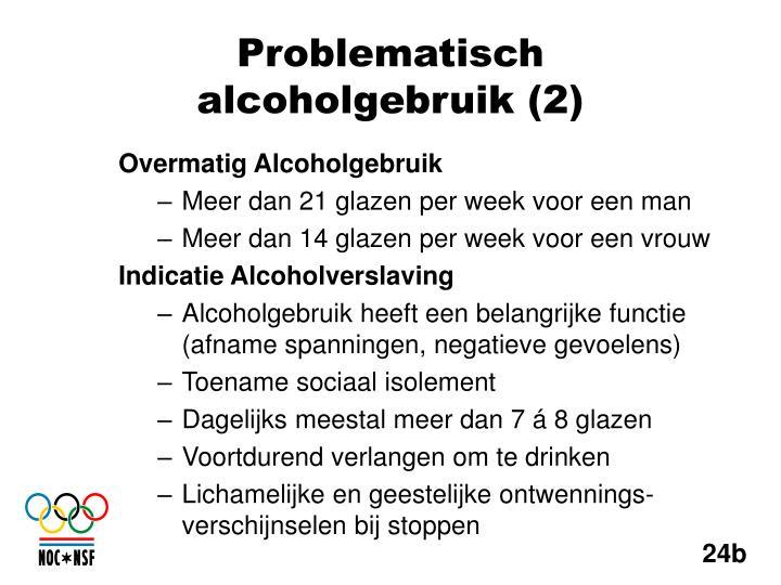 Overmatig Alcoholgebruik