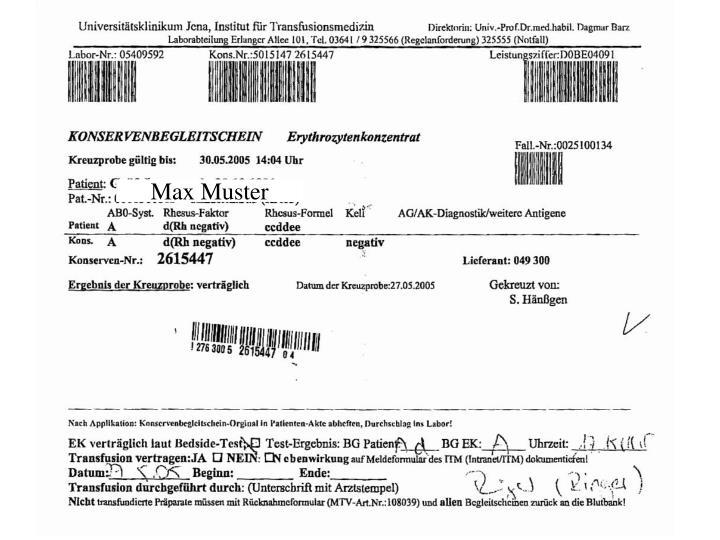 Max Muster