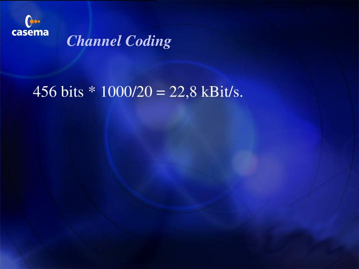 Channel Coding