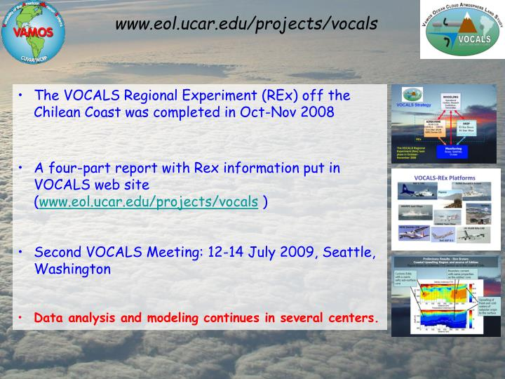 www.eol.ucar.edu/projects/vocals