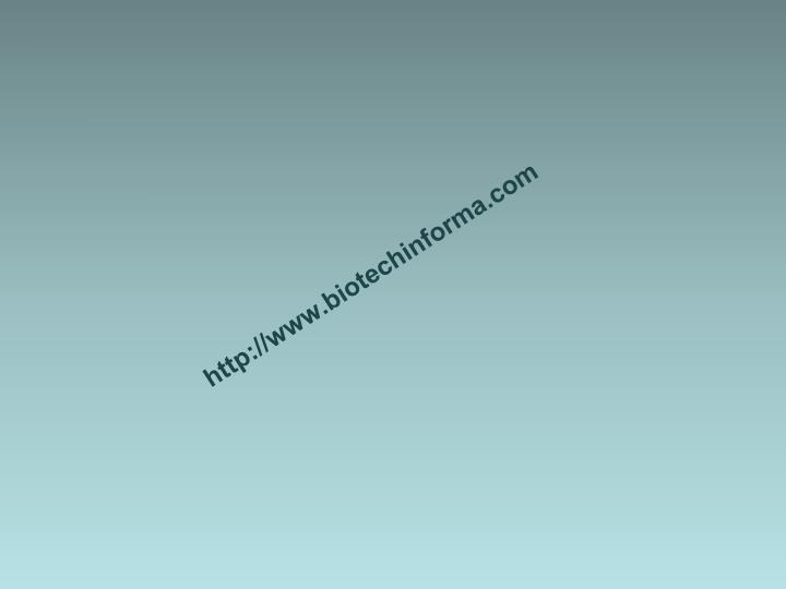 http://www.biotechinforma.com