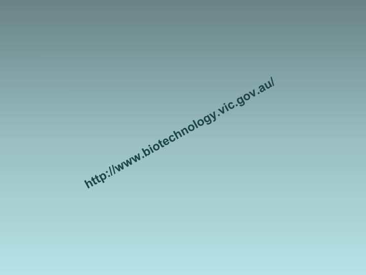 http://www.biotechnology.vic.gov.au/