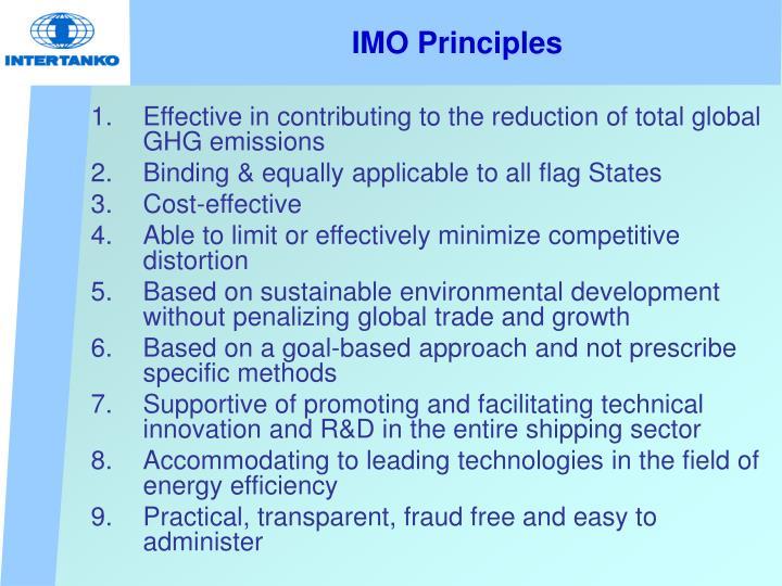 IMO Principles