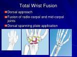 total wrist fusion1