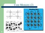 core memory 2