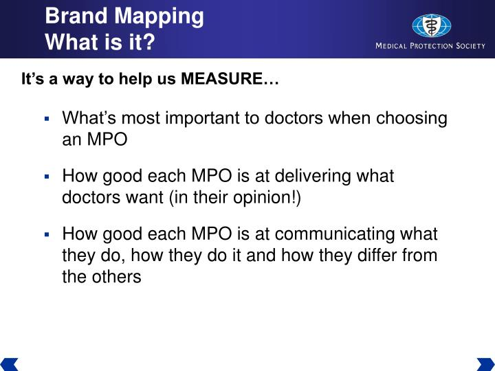 brand mapping what is it n.