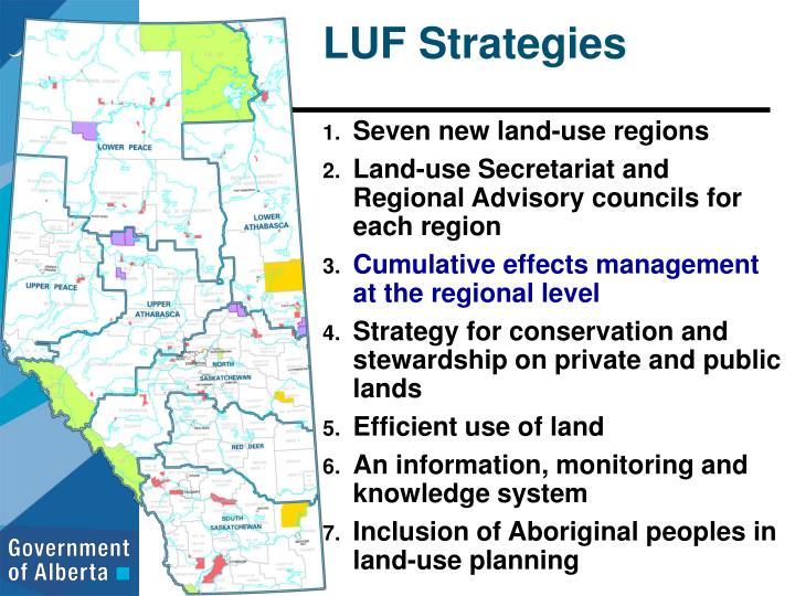LUF Strategies
