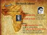 the french colonies1