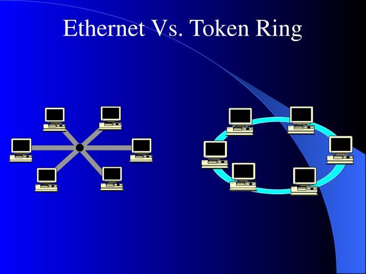 Ethernet Vs. Token Ring