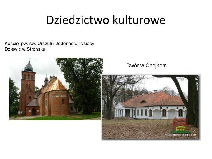 Dziedzictwo kulturowe