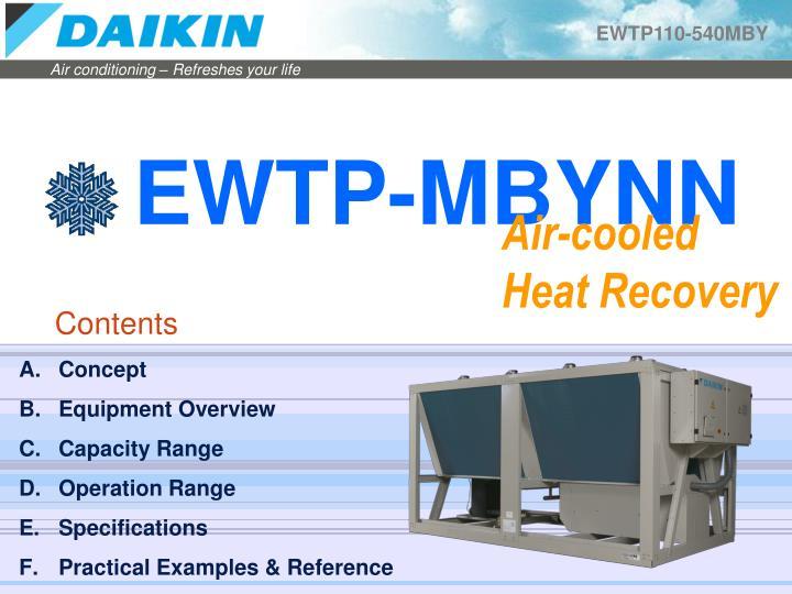 EWTP-MBYNN