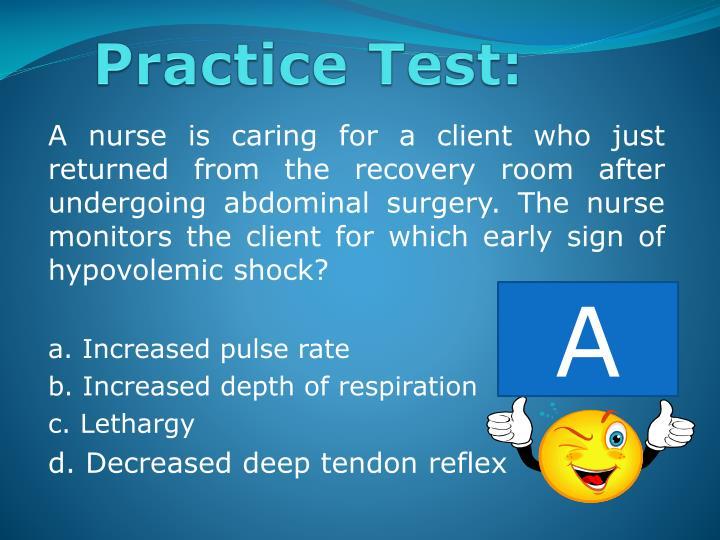 Practice Test: