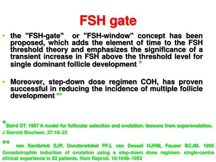 FSH gate