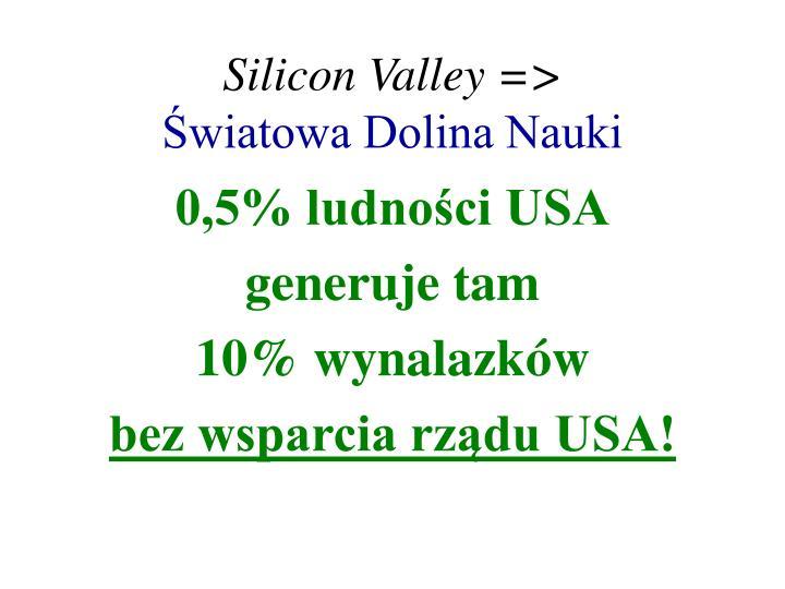 Silicon Valley =>