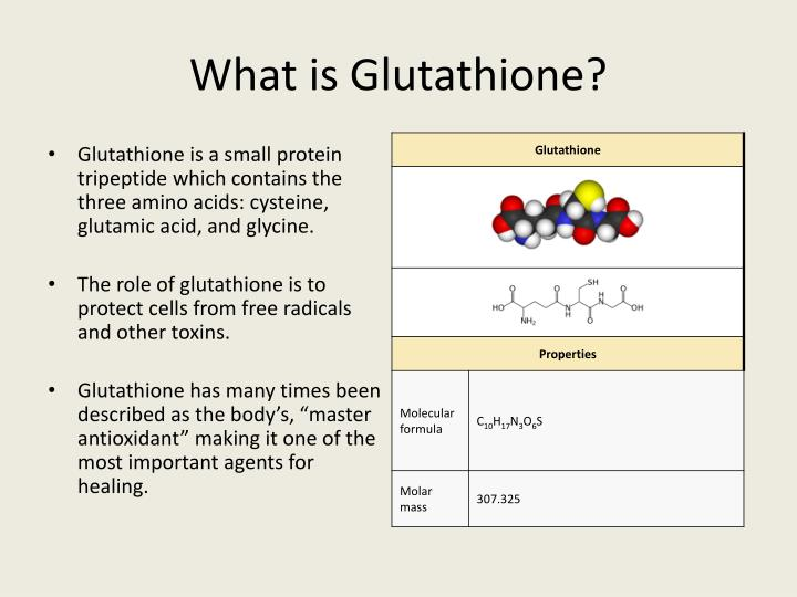 What is Glutathione?