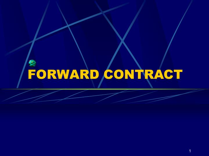 powerpoint presentation on contracts aiu Job description title preparing letters, presentations and reports managing contracts and price negotiations with suppliers.
