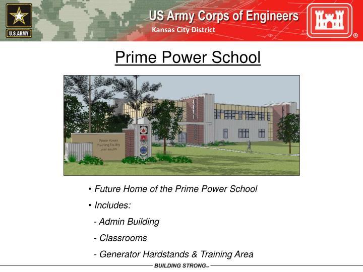 Prime Power School