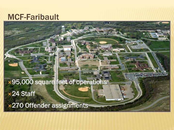 MCF-Faribault