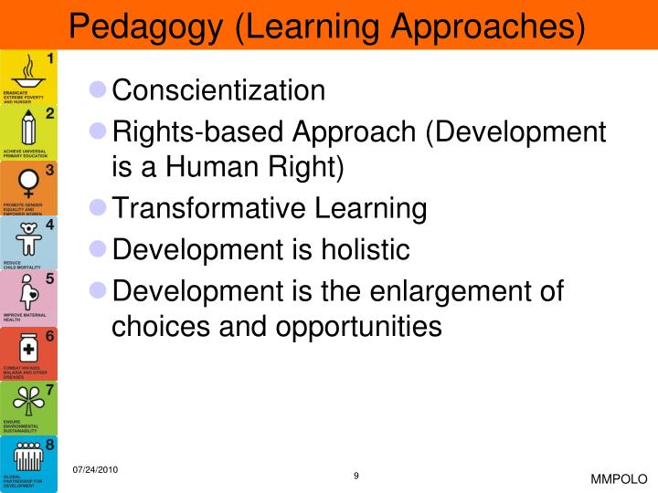 Pedagogy (Learning Approaches)