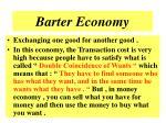 barter economy1