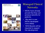 managed clinical networks3
