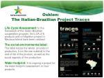 osklen the italian brazilian project trac e s