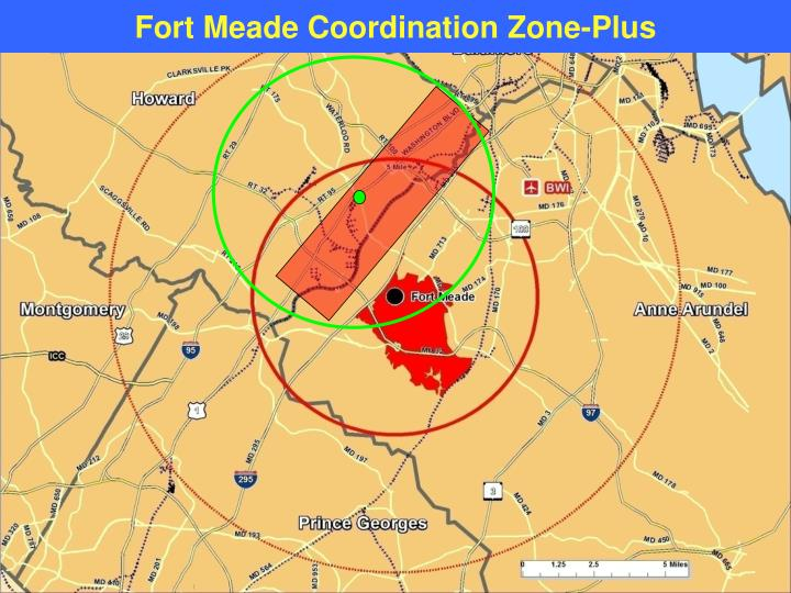 Fort Meade Coordination Zone-Plus