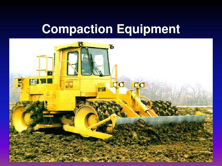 Compactor, Tamping Foot