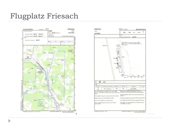 Flugplatz Friesach