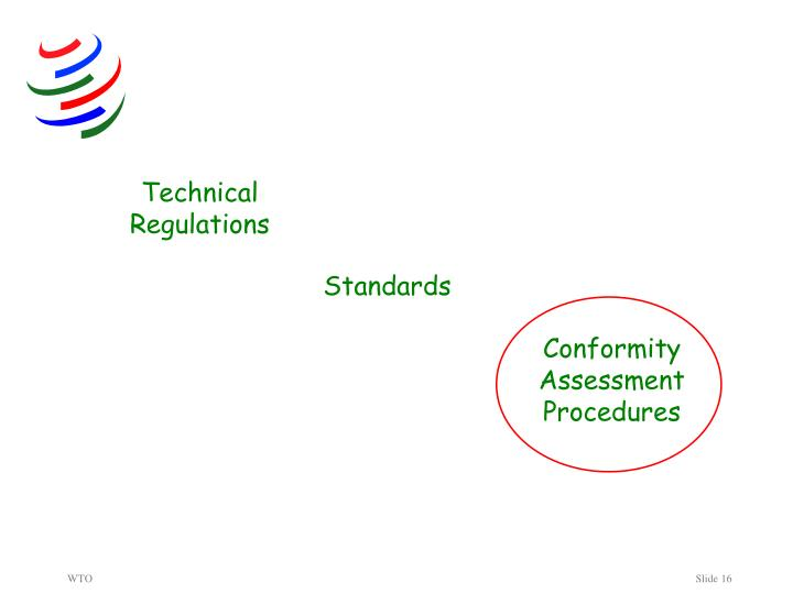 Technical Regulations